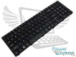 Tastatura eMachines E730G. Keyboard eMachines E730G. Tastaturi laptop eMachines E730G. Tastatura notebook eMachines E730G