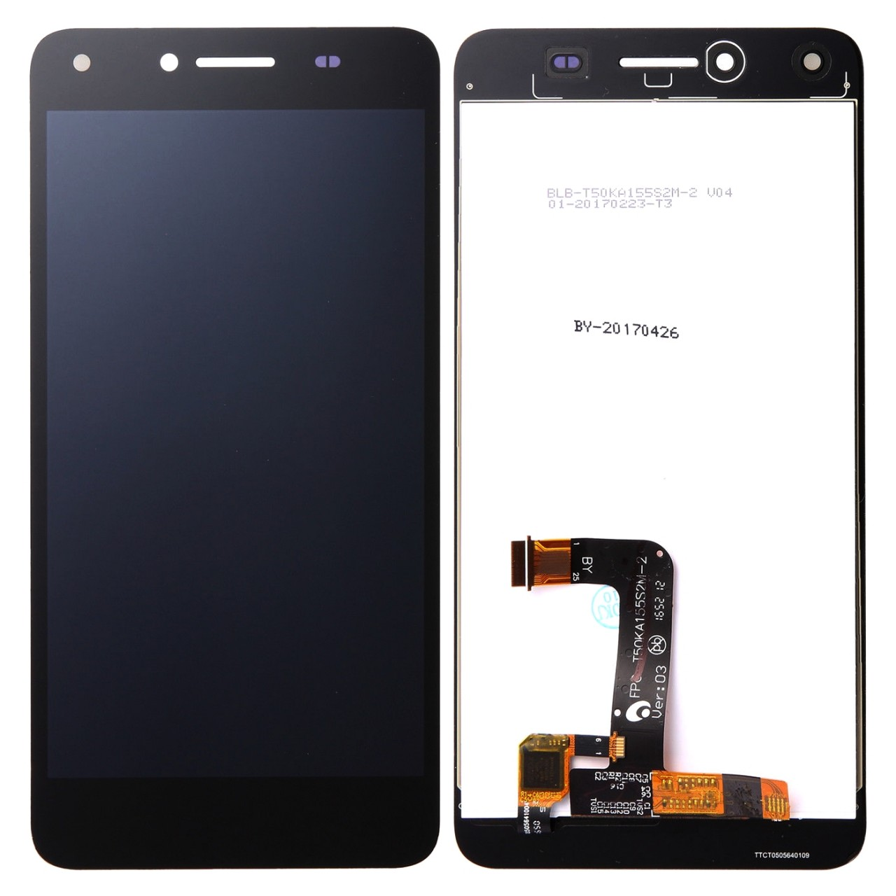 Display Huawei Y5 II CUN L21 Black Negru imagine