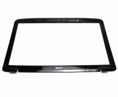 Bezel Front Cover Acer Aspire 5738Z. Rama Display Acer Aspire 5738Z Neagra