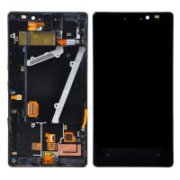 Ansamblu Display LCD + Touchscreen Nokia Lumia 930 ORIGINAL. Ecran + Digitizer Nokia Lumia 930 ORIGINAL