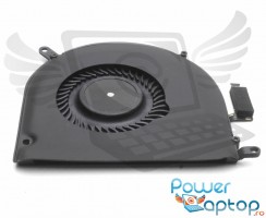 "Cooler laptop Apple MacBook Pro 15"" A1398 2012. Ventilator procesor Apple MacBook Pro 15"" A1398 2012. Sistem racire laptop Apple MacBook Pro 15"" A1398 2012"