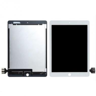 Ansamblu Display LCD  + Touchscreen Apple iPad Pro 2016 A1673 Alb. Modul Ecran + Digitizer Apple iPad Pro 2016 A1673 Alb