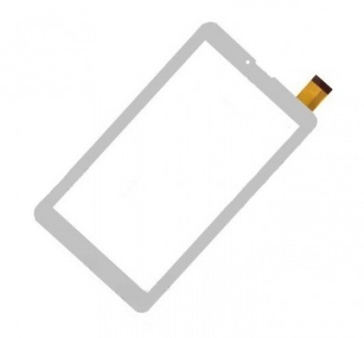 Digitizer Touchscreen Majestic Tab 386 HD 3G. Geam Sticla Tableta Majestic Tab 386 HD 3G