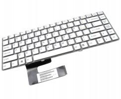 Tastatura Sony 9J.NOU82.B01 alba. Keyboard Sony 9J.NOU82.B01. Tastaturi laptop Sony 9J.NOU82.B01. Tastatura notebook Sony 9J.NOU82.B01
