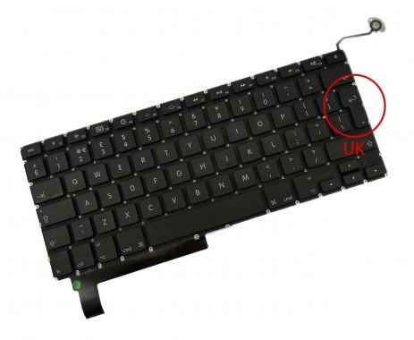 Tastatura Apple MacBook Pro 15 MD322LL/A. Keyboard Apple MacBook Pro 15 MD322LL/A. Tastaturi laptop Apple MacBook Pro 15 MD322LL/A. Tastatura notebook Apple MacBook Pro 15 MD322LL/A