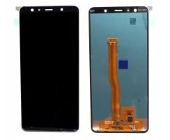 Display Samsung Galaxy A7 2018 A750 Display Original Service Pack Black Negru. Ecran Samsung Galaxy A7 2018 A750 Display Original Service Pack Black Negru