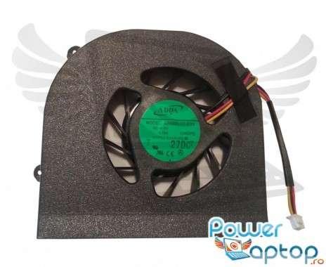 Cooler laptop Acer Aspire 5535. Ventilator procesor Acer Aspire 5535. Sistem racire laptop Acer Aspire 5535