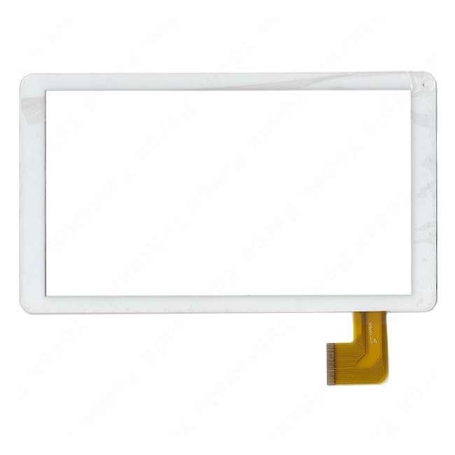 Touchscreen Digitizer eStar Grand HD MID1198 Alb Geam Sticla Tableta imagine powerlaptop.ro 2021