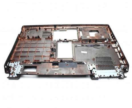 Bottom Dell Studio 1557. Carcasa Inferioara Dell Studio 1557 Neagra
