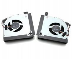 Sistem coolere laptop Asus G703G. Ventilatoare procesor Asus G703G. Sistem racire laptop Asus G703G