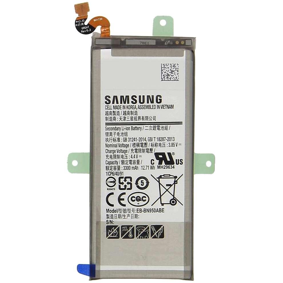 Baterie Acumulator Samsung Galaxy Note 8 N950FD Duos Dual Sim imagine 2021