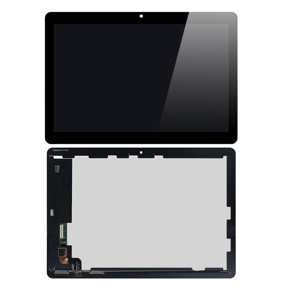 Ansamblu LCD Display Touchscreen Huawei MediaPad T3 10 AGS W09 Negru imagine powerlaptop.ro 2021