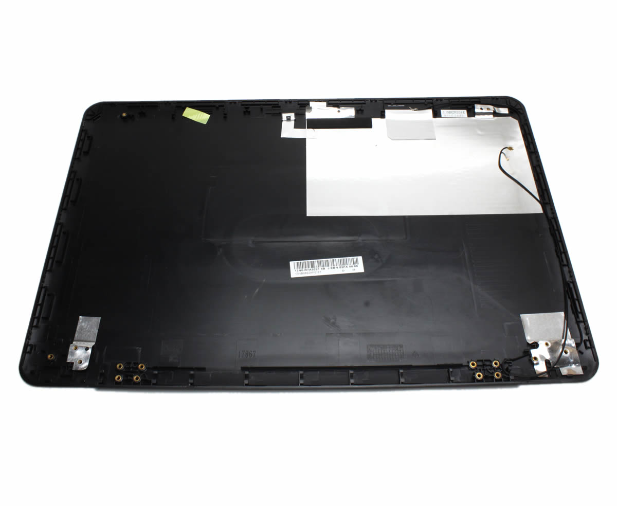 Capac Display BackCover Asus X555LA Carcasa Display imagine powerlaptop.ro 2021