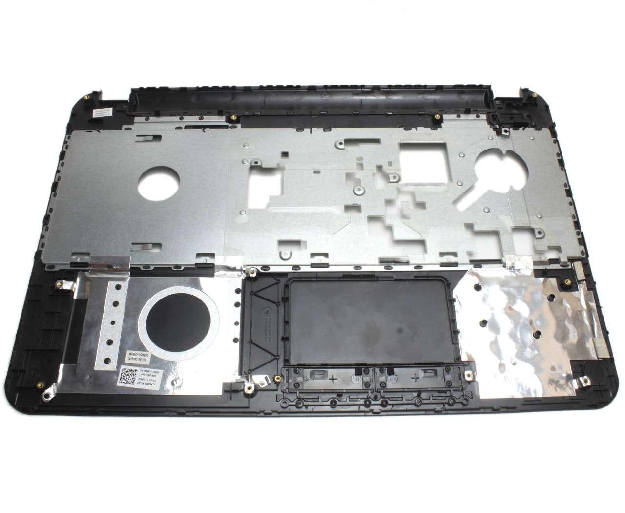 Palmrest Dell AP0ZK000201 Negru fara touchpad imagine powerlaptop.ro 2021