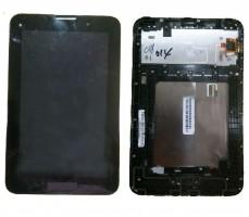 Ansamblu Display LCD  + Touchscreen Lenovo IdeaTab A3000 ORIGINAL . Modul Ecran + Digitizer Lenovo IdeaTab A3000 ORIGINAL
