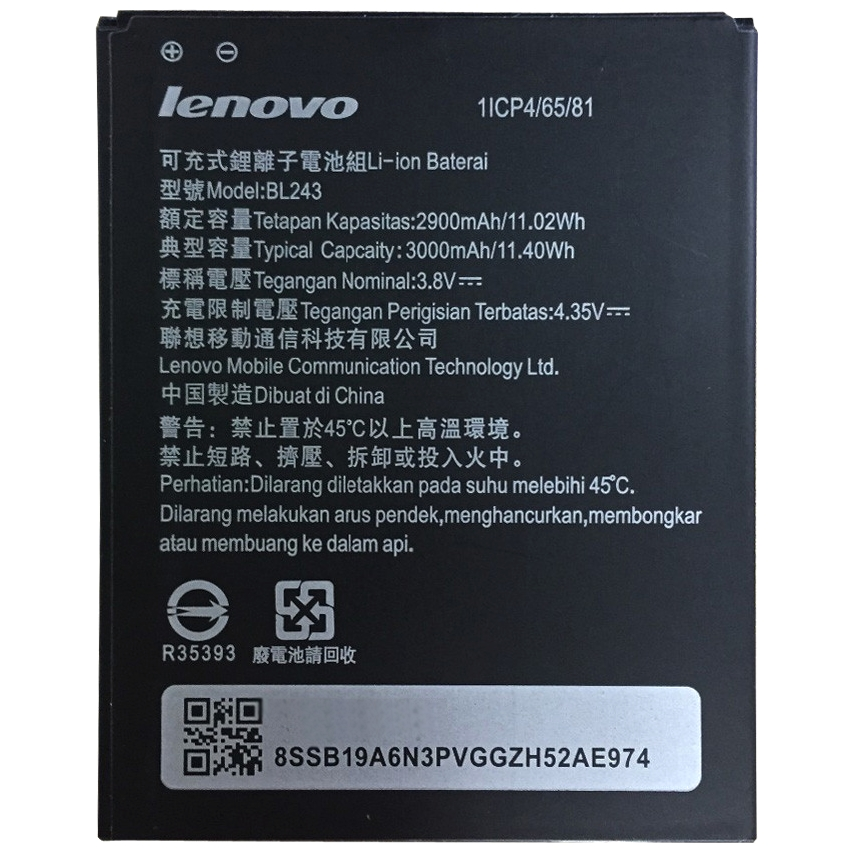 Baterie Acumulator Lenovo A7000 imagine powerlaptop.ro 2021