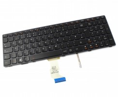 Tastatura IBM Lenovo IdeaPad Y580 iluminata backlit. Keyboard IBM Lenovo IdeaPad Y580 iluminata backlit. Tastaturi laptop IBM Lenovo IdeaPad Y580 iluminata backlit. Tastatura notebook IBM Lenovo IdeaPad Y580 iluminata backlit