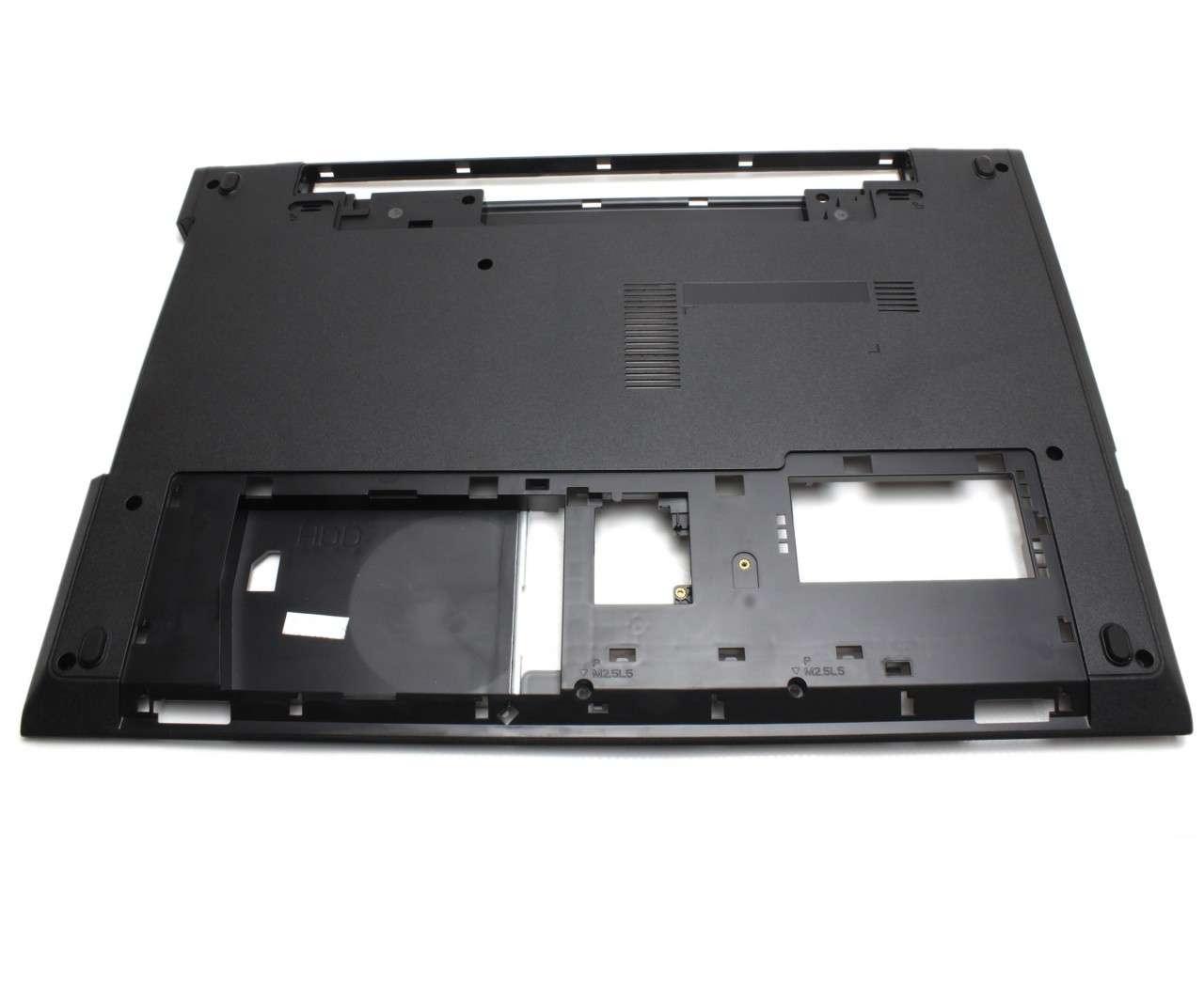 Bottom Case Dell PKM2X Carcasa Inferioara Neagra imagine powerlaptop.ro 2021