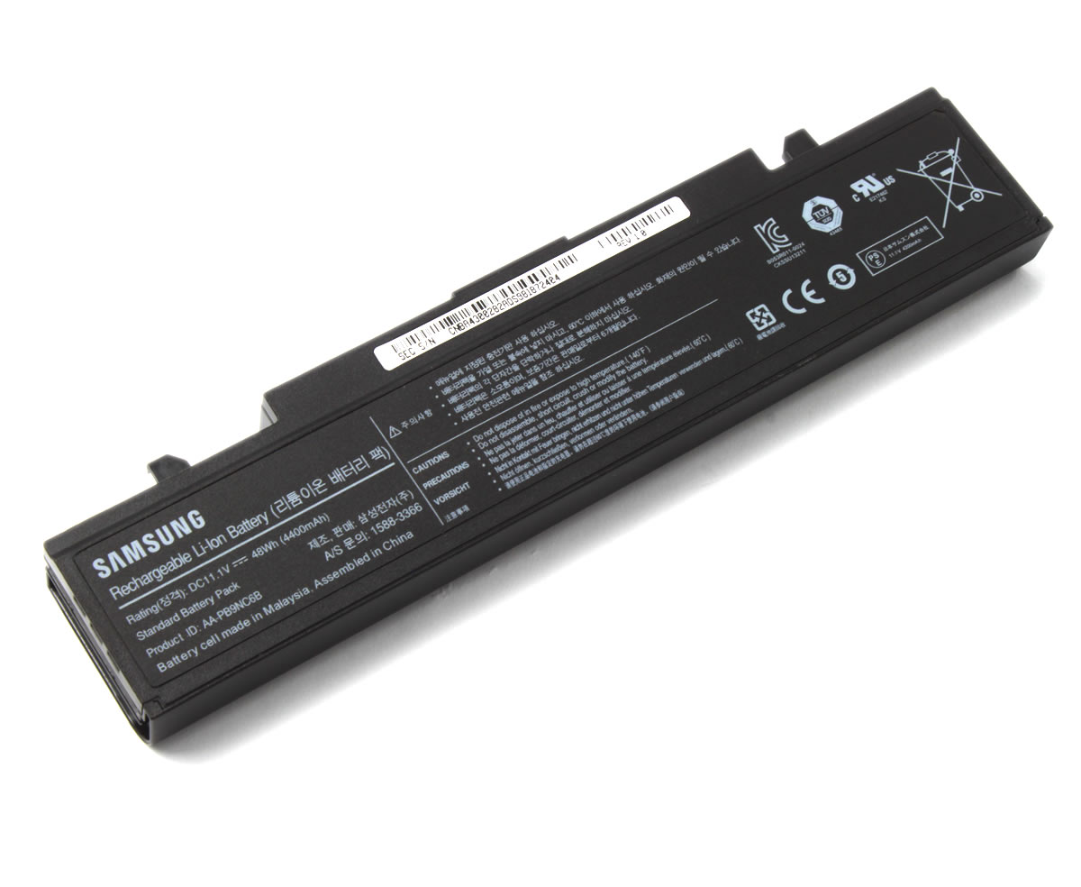 Baterie Samsung R610 NP R610 Originala imagine powerlaptop.ro 2021