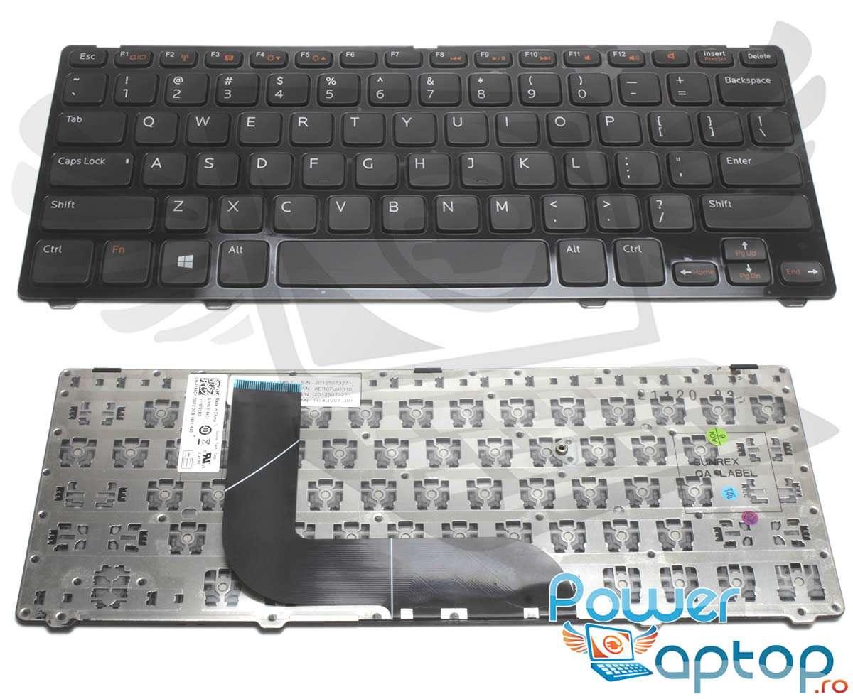 Tastatura Dell 90 4UV07 U01 imagine powerlaptop.ro 2021