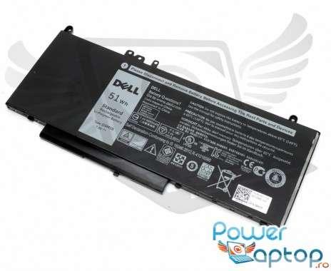 Baterie Dell  0WYJC2 Originala 51Wh 4 celule. Acumulator Dell  0WYJC2. Baterie laptop Dell  0WYJC2. Acumulator laptop Dell  0WYJC2. Baterie notebook Dell  0WYJC2