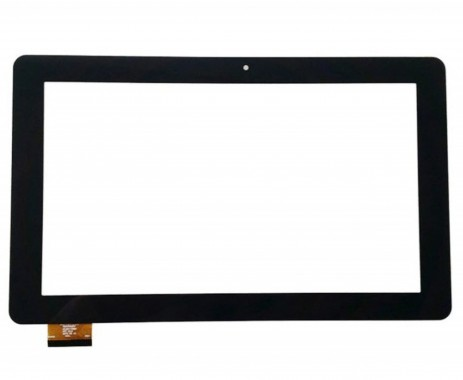 Digitizer Touchscreen eStar Grand HD Quad Core RED MID1128R. Geam Sticla Tableta eStar Grand HD Quad Core RED MID1128R
