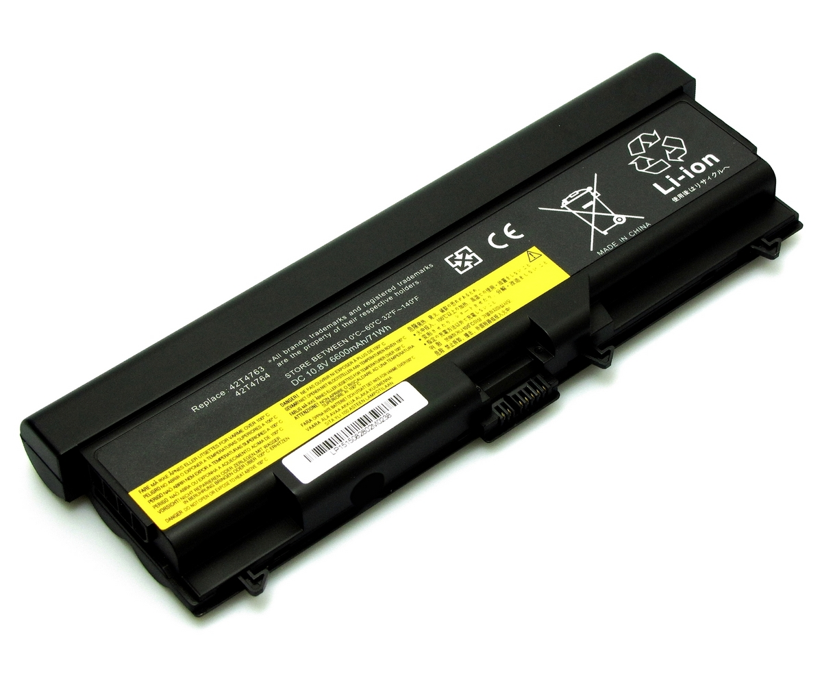 Imagine  Baterie Lenovo ThinkPad Edge 15 9 celule