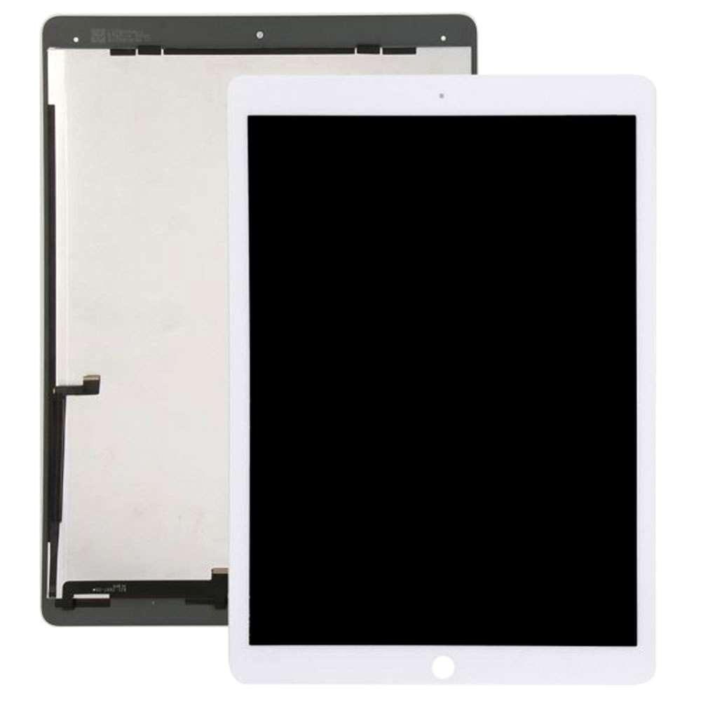 Ansamblu LCD Display Touchscreen Apple iPad Pro 12.9 2015 A1652 Alb imagine powerlaptop.ro 2021