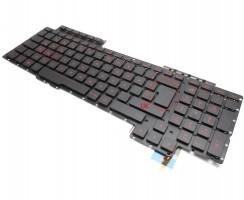 Tastatura Asus Rog G752 iluminata. Keyboard Asus Rog G752. Tastaturi laptop Asus Rog G752. Tastatura notebook Asus Rog G752