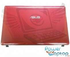Carcasa Display Asus  X73E. Cover Display Asus  X73E. Capac Display Asus  X73E Rosie