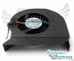 Cooler laptop Acer Aspire 4752ZG. Ventilator procesor Acer Aspire 4752ZG. Sistem racire laptop Acer Aspire 4752ZG