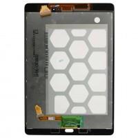 Ansamblu Display LCD  + Touchscreen Samsung Galaxy Tab A 9.7 T551 Negru. Modul Ecran + Digitizer Samsung Galaxy Tab A 9.7 T551 Negru
