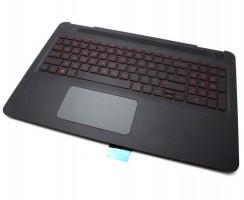 Tastatura HP L22937-B31 Neagra cu Palmrest Negru si TouchPad iluminata backlit. Keyboard HP L22937-B31 Neagra cu Palmrest Negru si TouchPad. Tastaturi laptop HP L22937-B31 Neagra cu Palmrest Negru si TouchPad. Tastatura notebook HP L22937-B31 Neagra cu Palmrest Negru si TouchPad