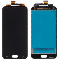 Ansamblu Display LCD + Touchscreen Samsung Galaxy J5 Prime G570 Black Negru . Ecran + Digitizer Samsung Galaxy J5 Prime G570 Negru Black