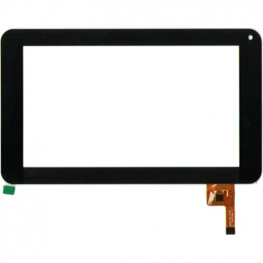 Digitizer Touchscreen Trekstor SurfTab Xiron 7 ST701041-1 Vers.2. Geam Sticla Tableta Trekstor SurfTab Xiron 7 ST701041-1 Vers.2
