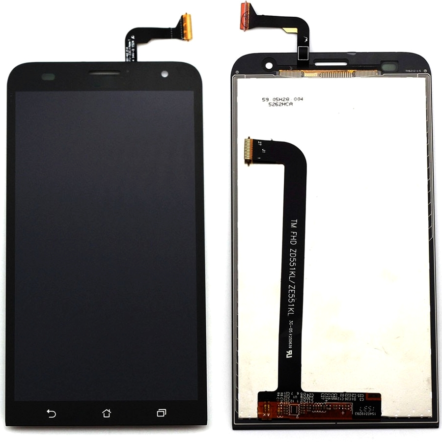 Display Asus Zenfone 2 Laser Z00TD ZE551KL imagine powerlaptop.ro 2021