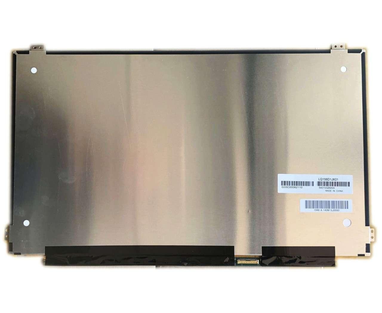 Display laptop Sharp LQ156D1JX01 Ecran 15.6 3840x2160 UHD 4K 40 pini EDP imagine powerlaptop.ro 2021