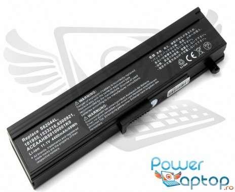 Baterie Gateway  4520GZ. Acumulator Gateway  4520GZ. Baterie laptop Gateway  4520GZ. Acumulator laptop Gateway  4520GZ. Baterie notebook Gateway  4520GZ