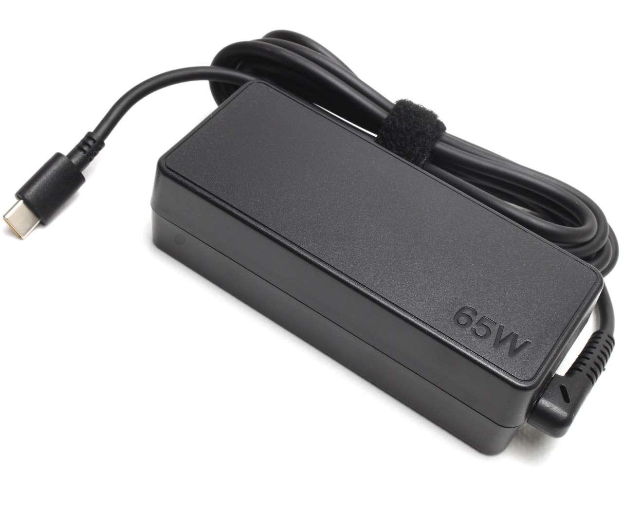 Incarcator Lenovo IdeaPad 330 17AST 65W mufa USB C imagine powerlaptop.ro 2021