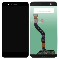 Ansamblu Display LCD + Touchscreen Huawei P10 Lite WAS-LX1A Black Negru . Ecran + Digitizer Huawei P10 Lite WAS-LX1A Black Negru