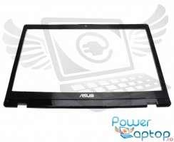 Bezel Front Cover Asus  N61. Rama Display Asus  N61 Neagra