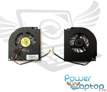 Cooler laptop Acer Aspire 7000 . Ventilator procesor Acer Aspire 7000 . Sistem racire laptop Acer Aspire 7000