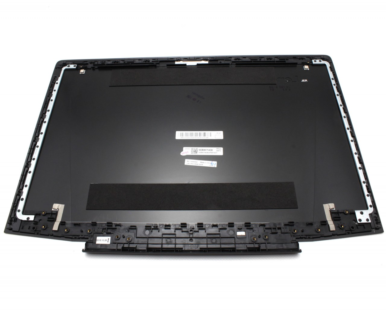 Capac Display BackCover Lenovo IdeaPad Y700-15ISK Carcasa Display pentru laptop fara touchscreen imagine powerlaptop.ro 2021