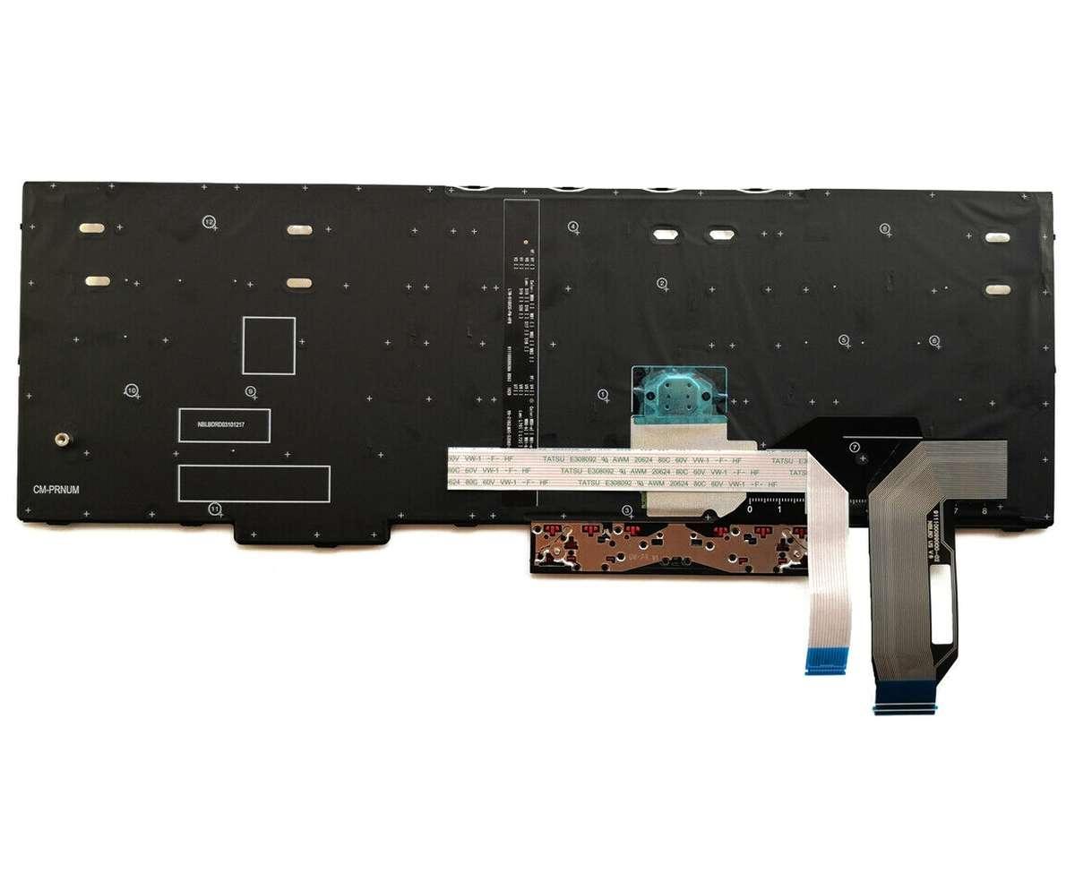 Tastatura Lenovo ThinkPad 01YP709 imagine powerlaptop.ro 2021