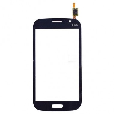Touchscreen Digitizer Samsung Galaxy Grand Duos i9128 Blue Albastru. Geam Sticla Smartphone Telefon Mobil Samsung Galaxy Grand Duos i9128 Blue Albastru