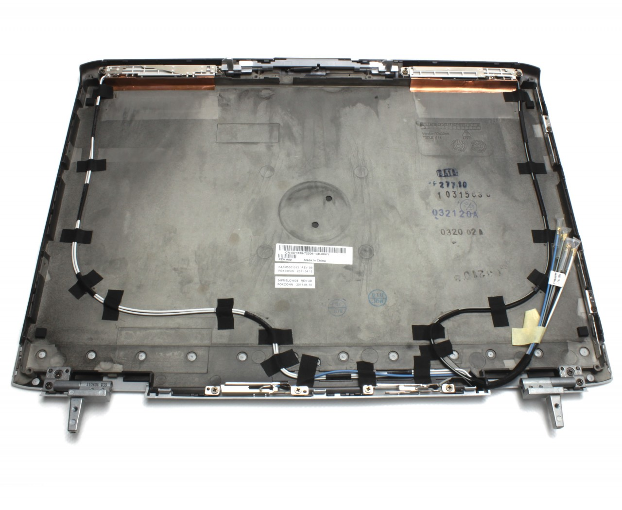 Capac Display BackCover Dell Vostro 1500 Carcasa Display imagine powerlaptop.ro 2021