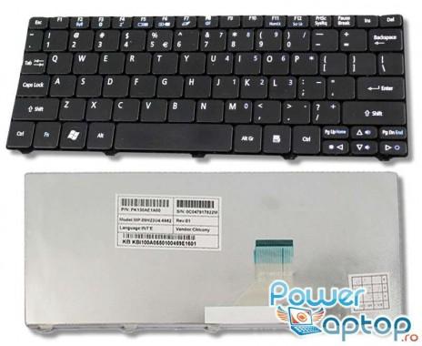 Tastatura Packard Bell ZE7  neagra. Keyboard Packard Bell ZE7  neagra. Tastaturi laptop Packard Bell ZE7 neagra. Tastatura notebook Packard Bell ZE7  neagra