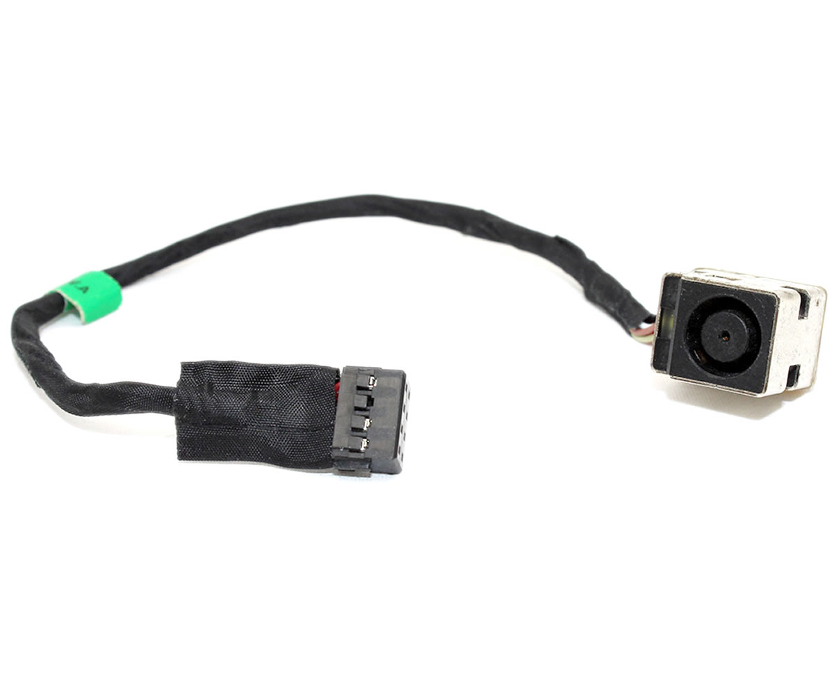 Mufa alimentare laptop HP 676707 FD1 cu fir imagine powerlaptop.ro 2021