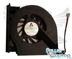 Cooler laptop Compaq Presario CQ61 100. Ventilator procesor Compaq Presario CQ61 100. Sistem racire laptop Compaq Presario CQ61 100