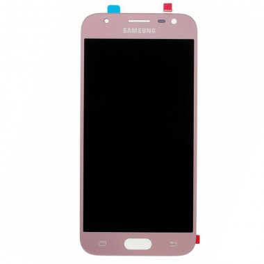 Ansamblu Display LCD + Touchscreen Samsung Galaxy J3 Pro 2017 Pink Roz. Ecran + Digitizer Samsung Galaxy J3 Pro 2017 Pink Roz